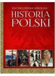 Encyklopedia szkolna. Historia - okładka książki
