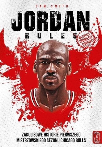Jordan Rules - okładka książki