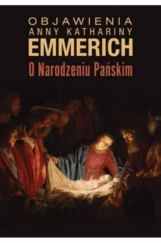 Objawienia o Narodzeniu Pańskim - okładka książki
