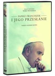 Papież Franciszek i jego przesłanie - okładka filmu