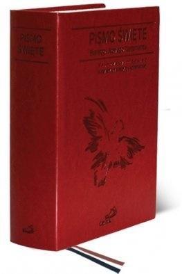 Pismo Święte ST i NT (paginator) - okładka książki
