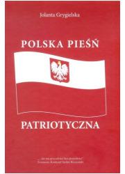 Polska pieśń patriotyczna - okładka książki