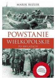 Powstanie Wielkopolskie 1918-1919. - okładka książki