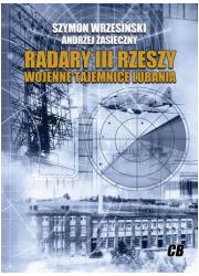 Radary III Rzeszy. Wojenne tajemnice - okładka książki