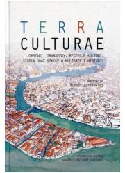 Terra Culture. Obszary, transfery, - okładka książki