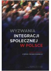 Wyzwania integracji społecznej - okładka książki