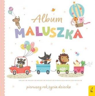 Album maluszka - okładka książki