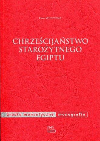 Chrześcijaństwo starożytnego Egiptu. - okładka książki