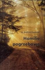 Homilie pogrzebowe - okładka książki