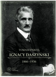 Ignacy Daszyński 1866-1936 - okładka książki