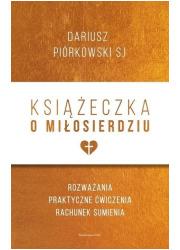 Książeczka o miłosierdziu - okładka książki