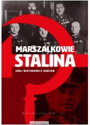 Marszałkowie Stalina - okładka książki