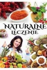 Naturalne leczenie - okładka książki