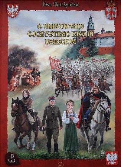 O umiłowaniu ojczystego kraju dzieciom - okładka książki