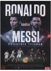 Ronaldo kontra Messi. Pojedynek - okładka filmu