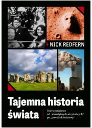 Tajemna historia świata - okładka książki