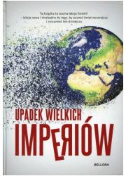 Upadek wielkich imperiów - okładka książki