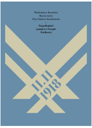 11.11.1918. Niepodległość i pamięć - okładka książki
