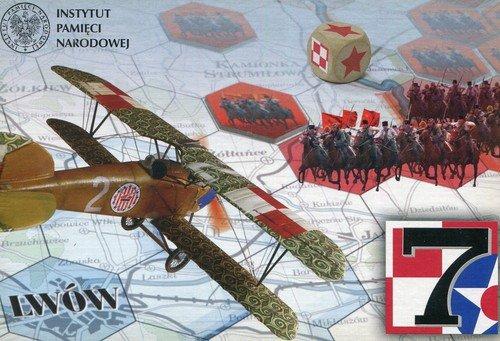 7 W obronie Lwowa - zdjęcie zabawki, gry