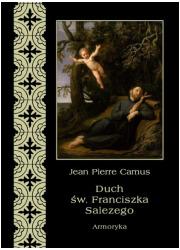 Duch św. Franciszka Salezego, czyli - okładka książki