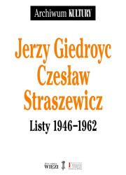 Listy 1946-1962. Seria: Archiwum - okładka książki
