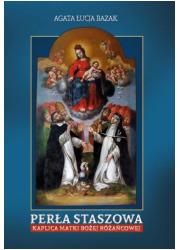 Perła Staszowa. Kaplica Matki Bożej - okładka książki