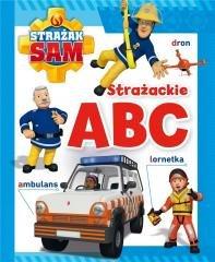 Strażak Sam. Strażackie ABC - okładka książki