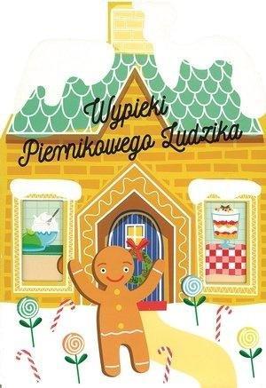 Wypieki Piernikowego Ludzika - okładka książki