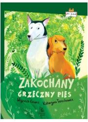 Zakochany grzeczny pies - okładka książki