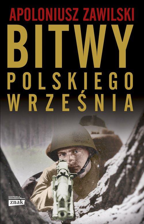 Bitwy polskiego września - okładka książki