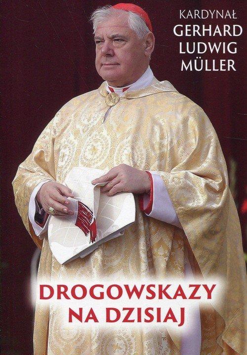 Drogowskazy na dzisiaj - okładka książki