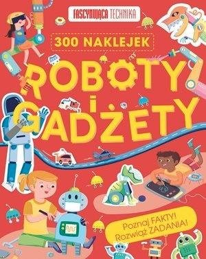 Fascynująca technika. Roboty i - okładka książki