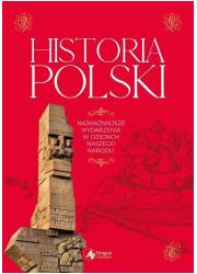 Historia Polski. Najważniejsze - okładka książki