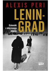 Leningrad. Dzienniki z oblężonego - okładka książki