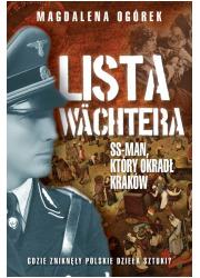 Lista Wachtera - okładka książki