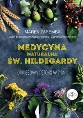 Medycyna naturalna Św. Hildegardy - okładka książki
