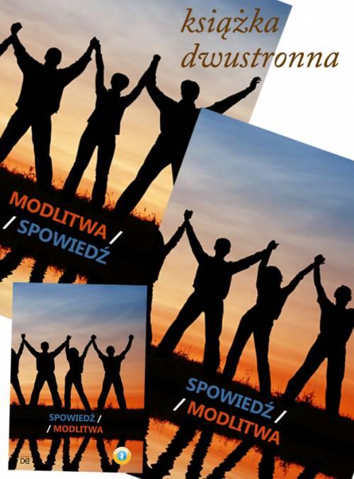 Modlitwa / Spowiedź (książka dwustronna) - okładka książki