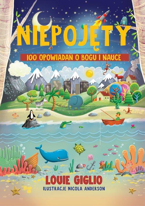Niepojęty. 100 opowiadań o Bogu - okładka książki