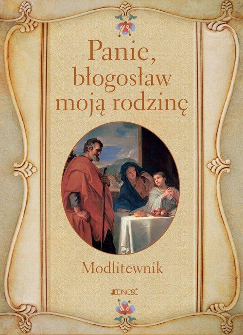 Panie, błogosław moją rodzinę. - okładka książki