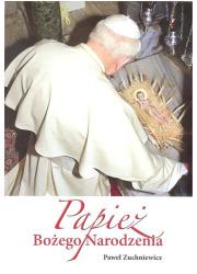 Papież Bożego Narodzenia - okładka książki