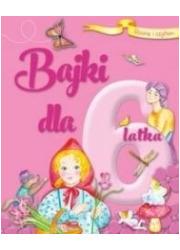 Rosnę i czytam Bajki dla 6-latka - okładka książki
