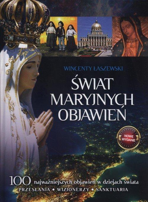 Świat Maryjnych Objawień - okładka książki