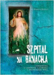 Szpital na Banacha. Dzienniczek - okładka książki