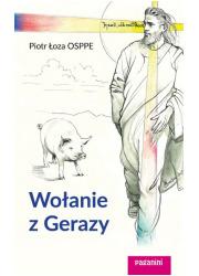 Wołanie z Gerazy - okładka książki