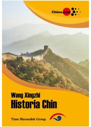 Historia Chin - okładka książki