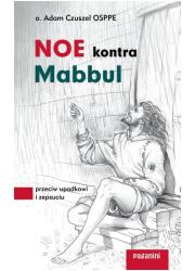 NOE kontra Mabbul - okładka książki