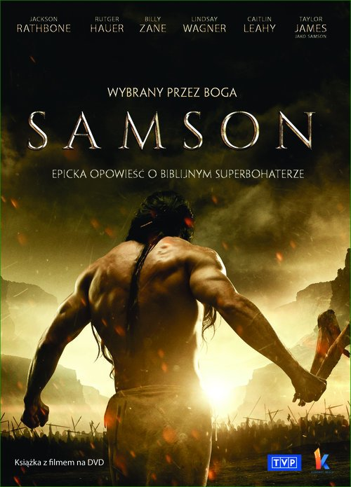 Samson - okładka filmu