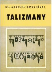 Talizmany - okładka książki