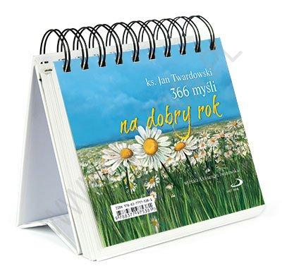 366 myśli na dobry rok - okładka książki