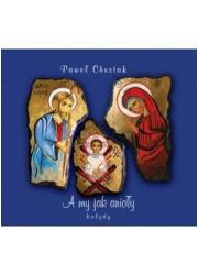 A my jak Anioły (CD) - okładka płyty